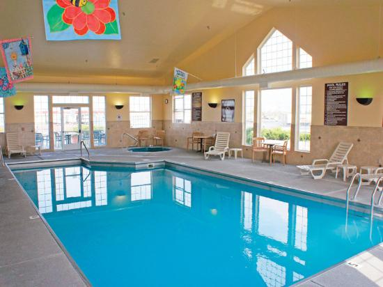 La Quinta Inn & Suites Belgrade / Bozeman Airport: Pool
