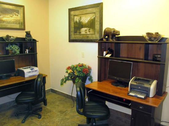 La Quinta Inn & Suites Belgrade / Bozeman Airport: Business Center