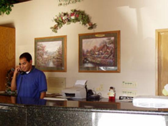 Firebaugh, CA: Front Desk