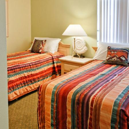 Indian Palms Country Club & Resort: BRSecond Bedroom