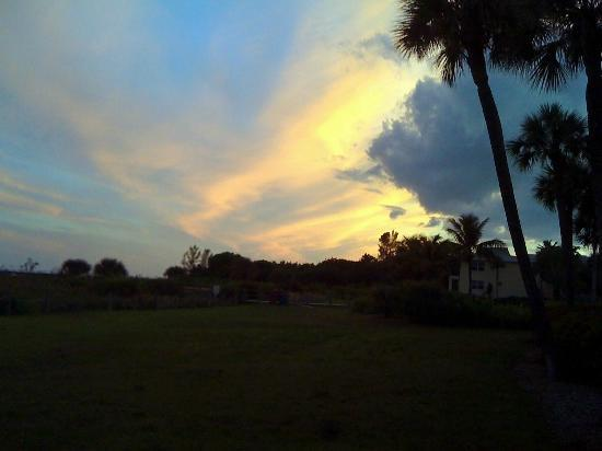 Heaven and Earth at the Sanibel Inn