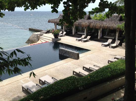 Abaca Boutique Resort: View from the Oceanfront Suite
