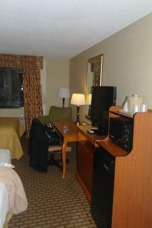 Comfort Inn: my room