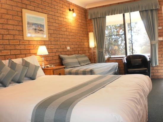 Greenwell Point, : Delightful Deluxe Twin Room