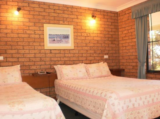 Greenwell Point, : Charming Standard Twin Room