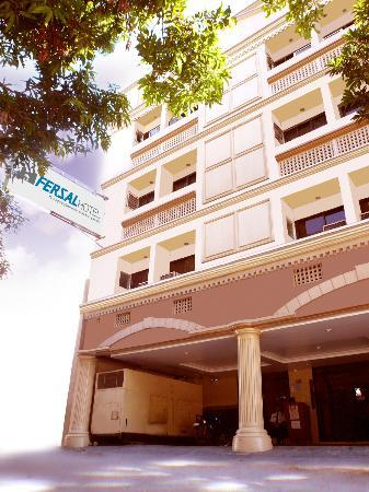 Photo of Fersal Hotel - Annapolis, Cubao Quezon City