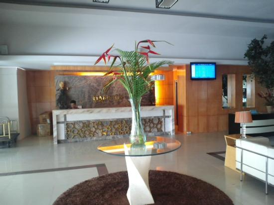 Harrads Hotel and Spa Sanur Bali: reservation