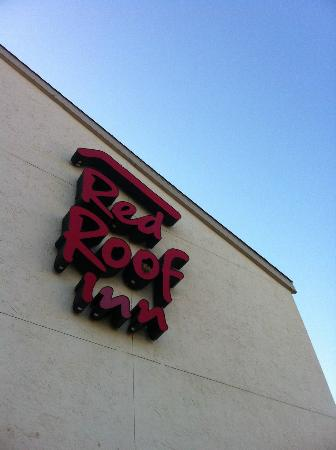 Red Roof Inn Dallas - DFW Airport North: Hmmmmm.....