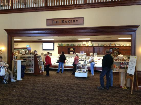 Hartville, OH: The Bakery Entrance