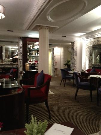 Lord Byron Hotel: Dining Room