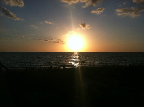 Boca Grande Club Home: Sunset