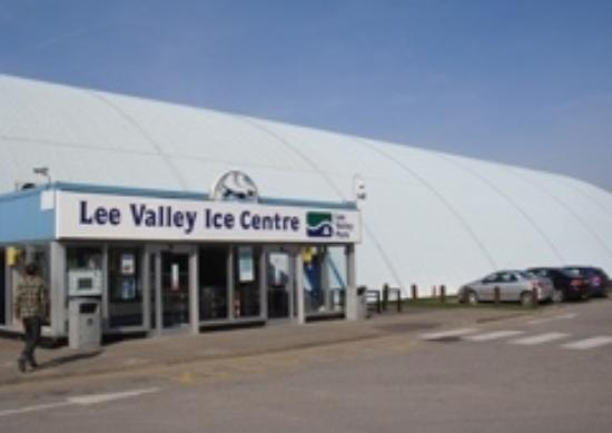 Lee Valey Car Park