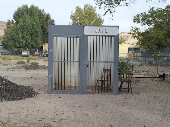 Death Valley Inn: The Jailhouse