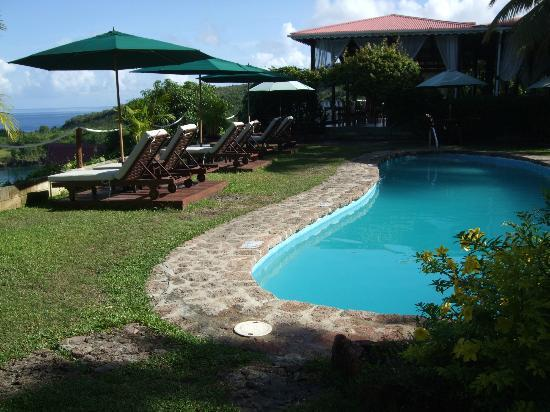 Ti Kaye Resort & Spa: Hotel pool