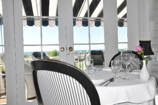 The Peter Shields Inn: Elegant Ocean Front Dining
