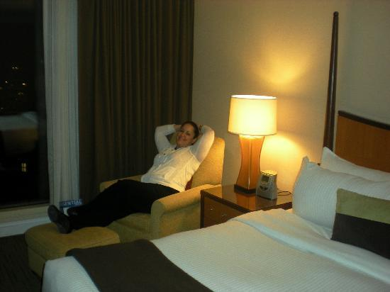 Fairmont Vancouver Airport: Lovely