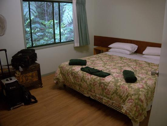 Rainforest Units: Bedroom