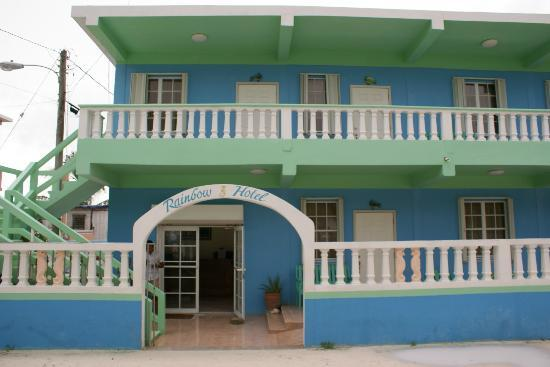 Photo of Rainbow Hotel Caye Caulker