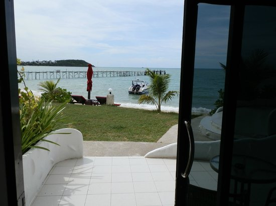 Samui Pier Resort: view from room