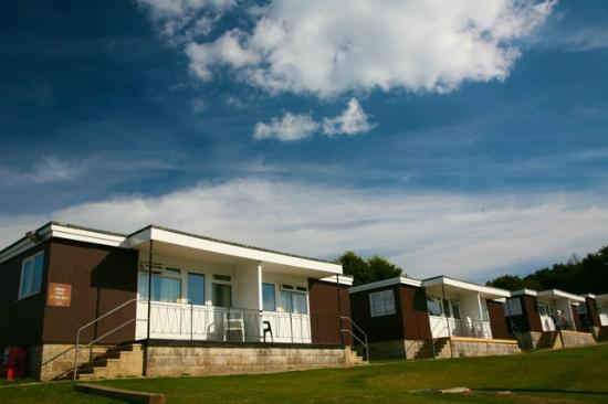Whitecliff bay holiday park thumbnail picture of for Cracow caravan park