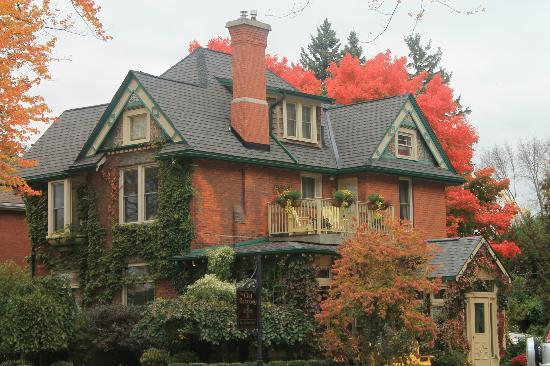 The Old Rectory: Fall Colours