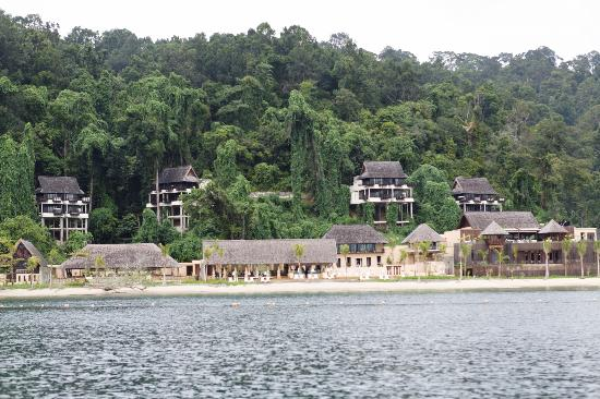 Gaya Island Resort: Grounds