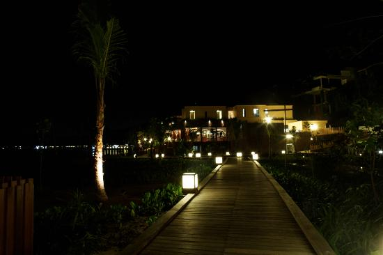 Gaya Island Resort: Restaurants