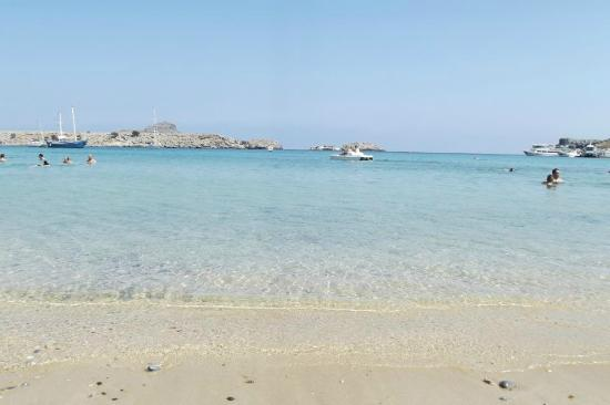 Lindos Beach Greece Address Tickets Amp Tours Attraction Reviews Tripadvisor