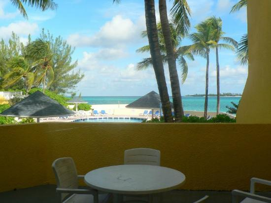 Blue Water Resort on Cable Beach: View from villa patio