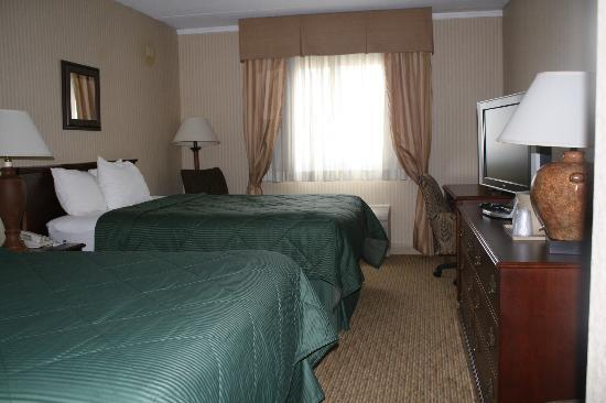 Comfort Inn Airport: Double Room