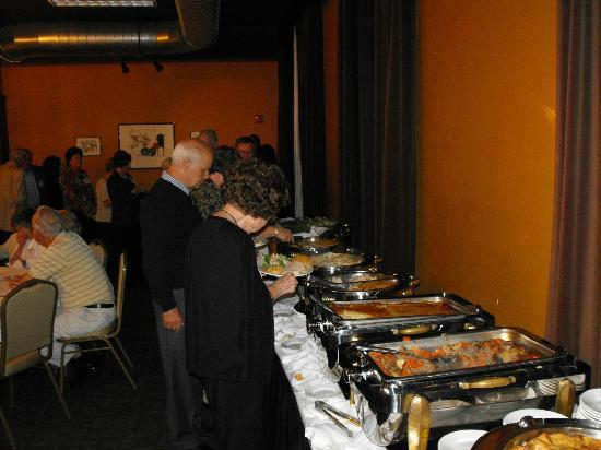 Foundry Park Inn and Spa: My Grandmas Favorite Buffet