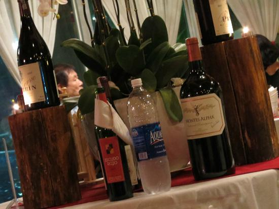 Au Lac do Brazil: great combination of meat + wine