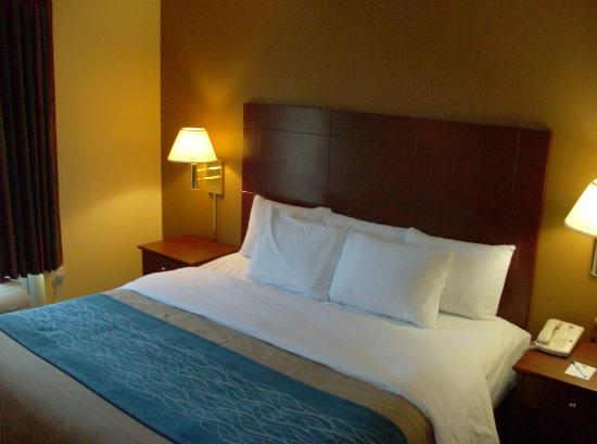 Milton Inn and Suites: Standard King Room