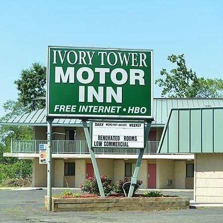 Ivory Tower Motor Inn Greenbrook