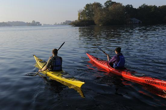 1000 Islands Kayaking Day Trips