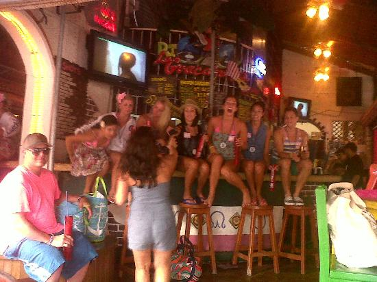 Fat Tuesday Cozumel Restaurant Reviews Phone Number