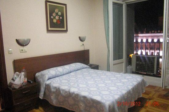 Hostal Zamora: chambre n 3