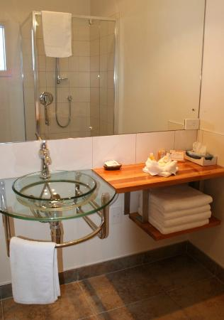 Warkworth Lodge: Studio Unit Ensuite