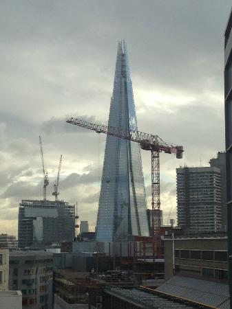 Premier Inn London Southwark - Tate Modern: View from our window