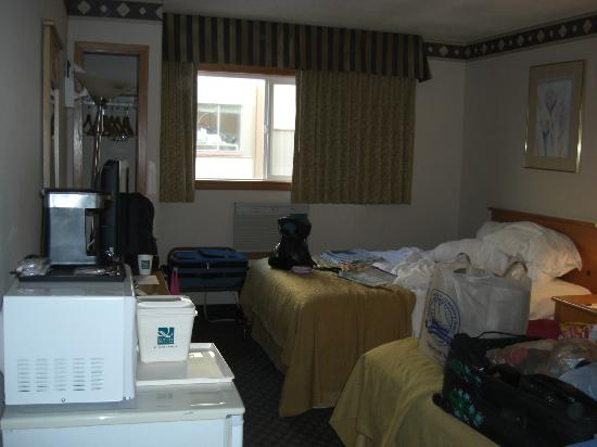 Quality Inn & Suites Seattle: our room