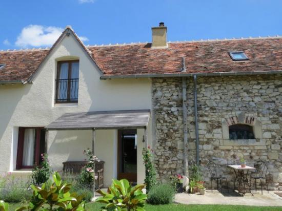 Le Grand-Pressigny, France: Noix, sleeps 4