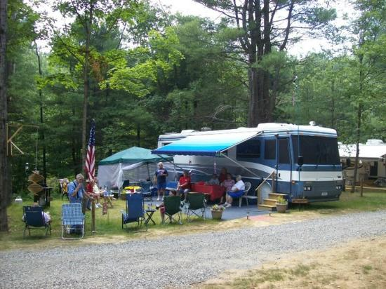 Whispering Pines Campsite