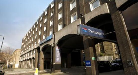 Travelodge London Farringdon exterior 1