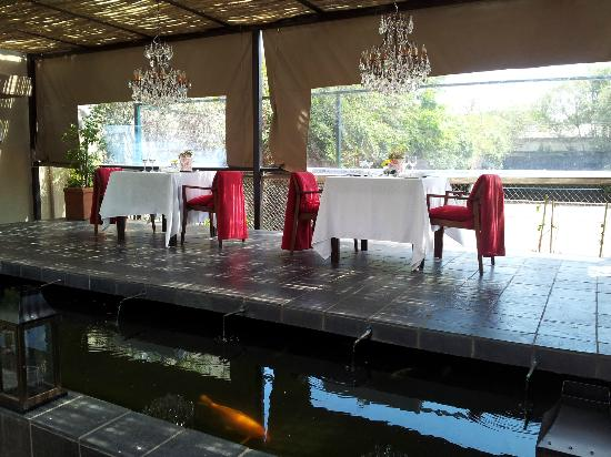 The Residence Boutique Hotel: dining