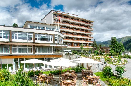 Sunstar Parkhotel Davos