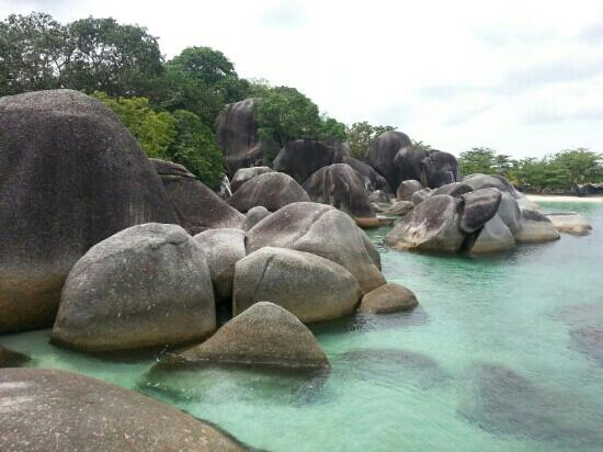 Photos of Tanjung Tinggi, Belitung Island