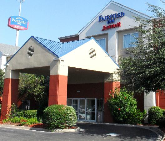 Fairfield Inn Baton Rouge South's Image