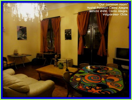 Hostal Polanco Cerro Alegre