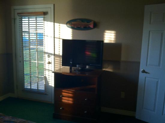 Holiday Hills Resort and Golf Club: Master Bedroom
