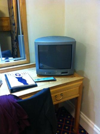 The Lancaster: An old TV that doesn&#39;t work